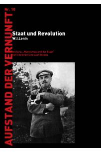 Staat und Revolution (AdV 10) - E-Book