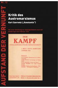 Kritik des Austromarxismus (AdV 12)