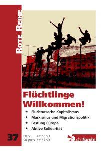 Flüchtlinge Willkommen! (RR 37)