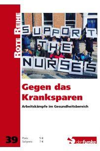 Gegen das Kranksparen (Rote Reihe 39) - E-Book
