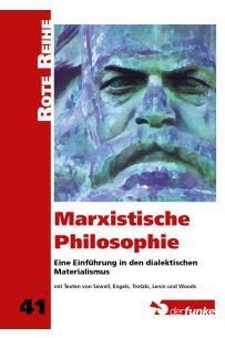 Einführung in die Marxistische Philosophie (RR41)