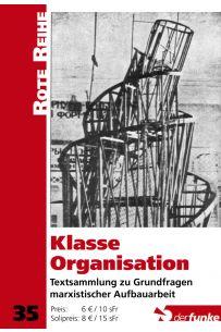 Klasse Organisation (RR 35)