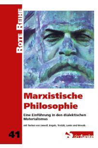 Einführung in die Marxistische Philosophie (RR41) - E-Book