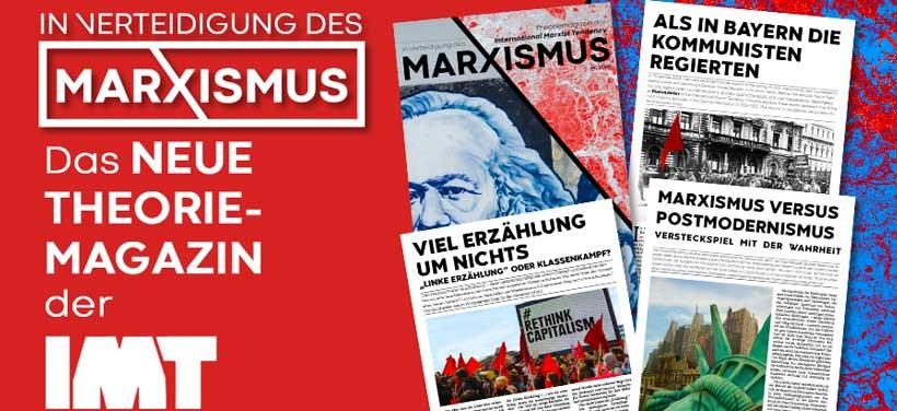 In Verteidigung des Marxismus - Theoriemagazin